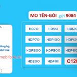 Cách đăng ký 4G Mobifone ngày/ tuần/ tháng/ năm mới nhất HOT nhất
