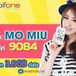 Đăng ký gói MIU Mobifone