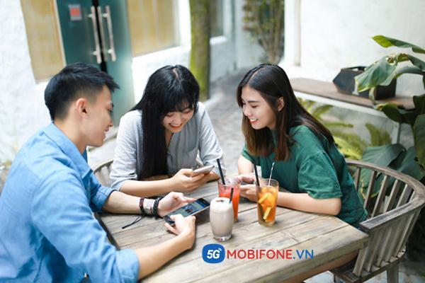 Gói cước MIU SV Mobifone