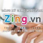Đăng ký gói Zing Mobifone thả ga giải trí không giới hạn