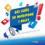 Đăng ký gói cước 3G Mobifone 1 ngày