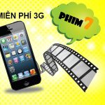 Đăng ký mFilm Mobifone xem phim miễn phí 30 ngày