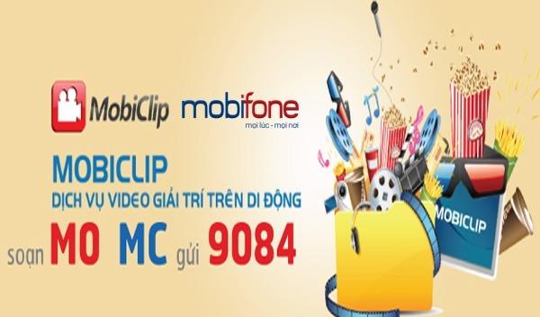 Dịch vụ Mobifone Clip Mobifone