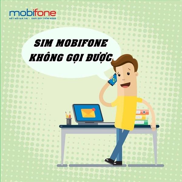 Cách khắc phục Sim Mobifone không gọi được