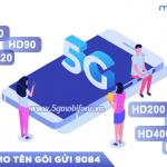 Hướng dẫn cách đăng ký 5G Mobifone 1 tháng, 1 năm mới nhất data khủng nhất
