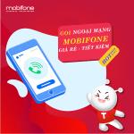 Gói cước gọi ngoại mạng Mobifone giá rẻ