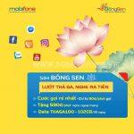 Hòa mạng Sim Bông Sen Mobifone nhận nhiều ưu đãi hấp dẫn