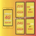 Tổng hợp gói cước 4G Mobifone trọn gói mới nhất
