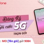 Gói cước 5G Mobifone trọn gói không giới hạn dung lượng