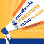 Lịch khuyến mãi Mobifone tháng 2/2020