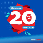 Mobifone khuyến mãi ngỳ 5/2/2020